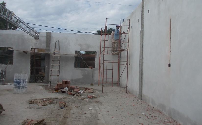 Licitan la refacción de la escuela República de HaitíOlta