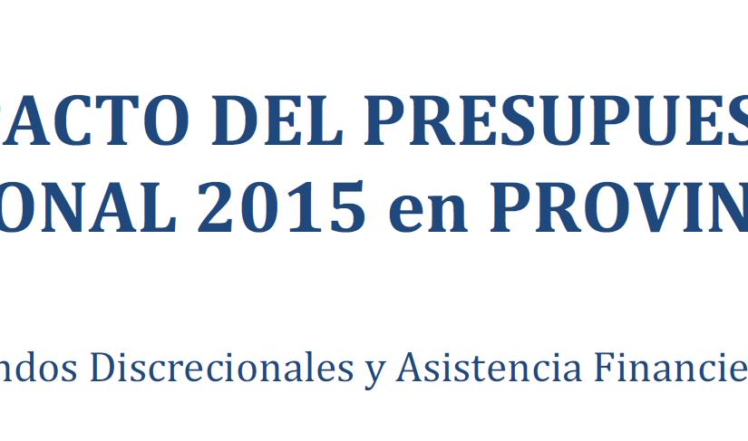 La Rioja, es la segunda provincia más beneficiada en el presupuestonacional