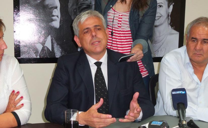 """CGT de Reynoso: """"Vamos a acompañar a quien veamos como la mejor opción para todos losriojanos"""""""