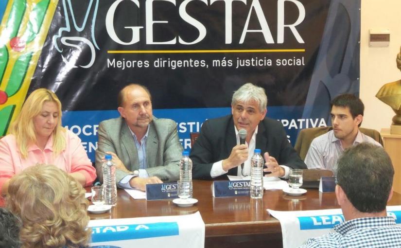 """Sin nombrarlo, Saúl criticó a Bosetti: """"No se puede ser ministro y candidato"""""""