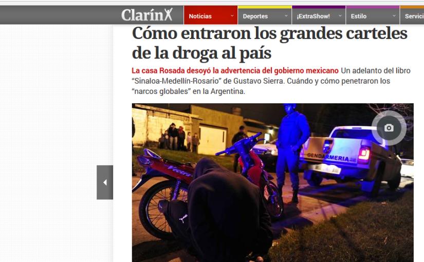 Yoma Embajador: Cómo entraron los grandes carteles de la droga alpaís