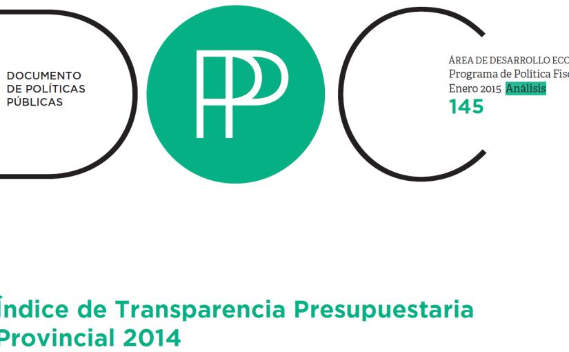 La Rioja, entre las provincias con bajo índice de transparenciafiscal