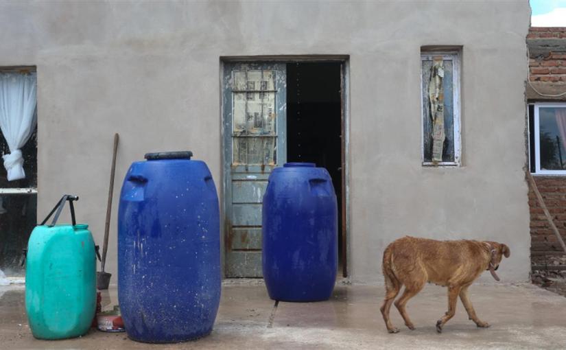 La Rioja: en los llanos todavía aguardan el milagro delagua
