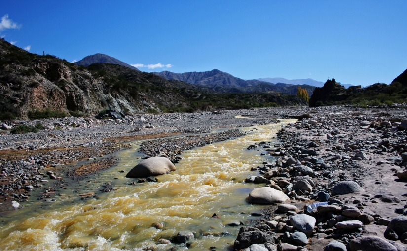 La exploración minera se centra en Vinchina yLamadrid