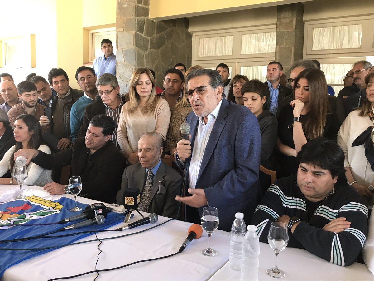 """Beder Herrera, en La Rioja, la gente """"debe decidir entre pagar la boleta"""" de luz """"o comer"""""""