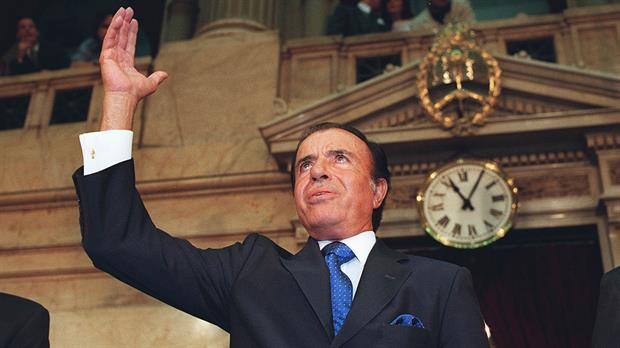Confirman una condena a Menem y su candidatura corre riesgos