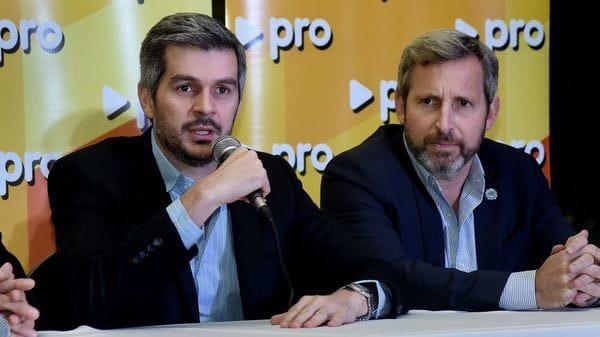 Yoma se reunió con Peña y acordó ir con Julio Martínez