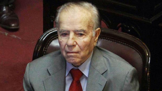 De Ocaña a Randazzo: qué opinan los candidatos sobre la impugnación de la postulación de Carlos Menem