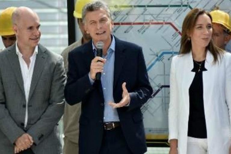 Macri respaldó a Vidal en reclamo por el Fondo