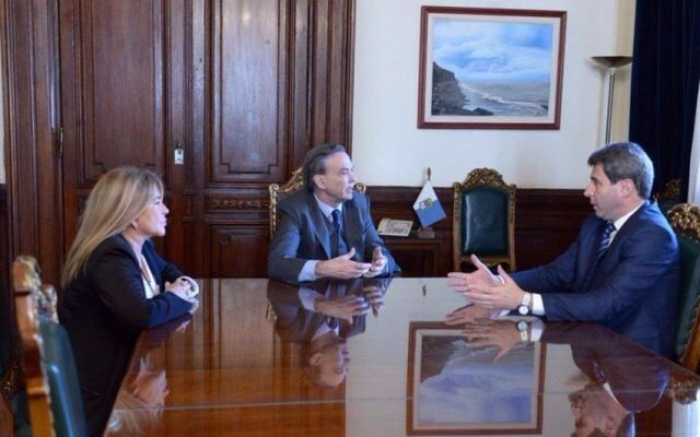 Cumbre peronista en el Congreso después de las PASO
