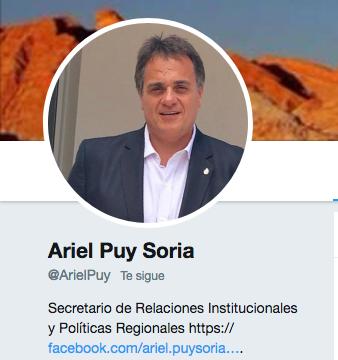 Ariel Puy Soria ArielPuy Twitter