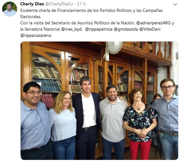 Adrián Pérez adrianperezARG Twitter