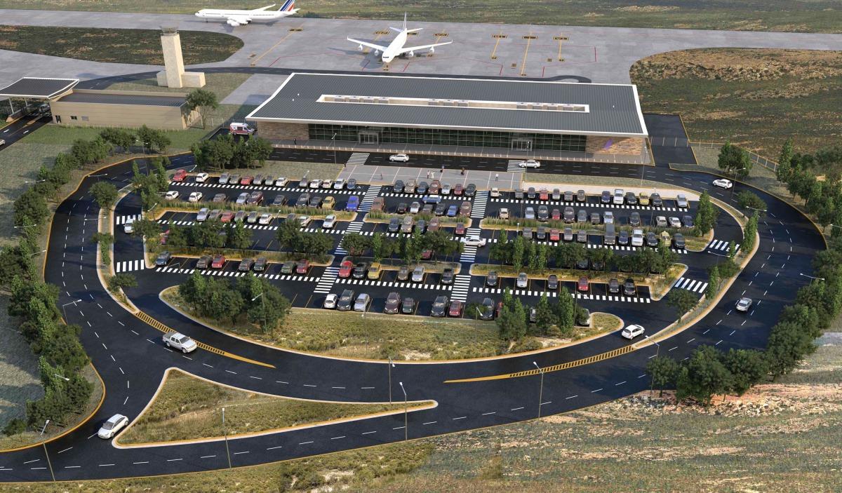 Quién es la empresa que remodelará el aeropuerto de La Rioja