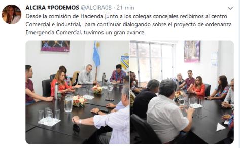 ALCIRA PODEMOS ALCIRA08 Twitter