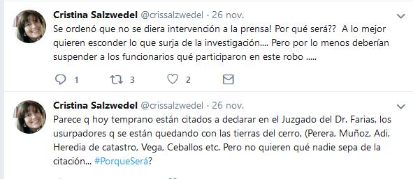 Cristina Salzwedel crissalzwedel Twitter