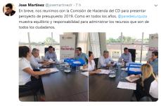 Jose Martinez josemartinezlr Twitter