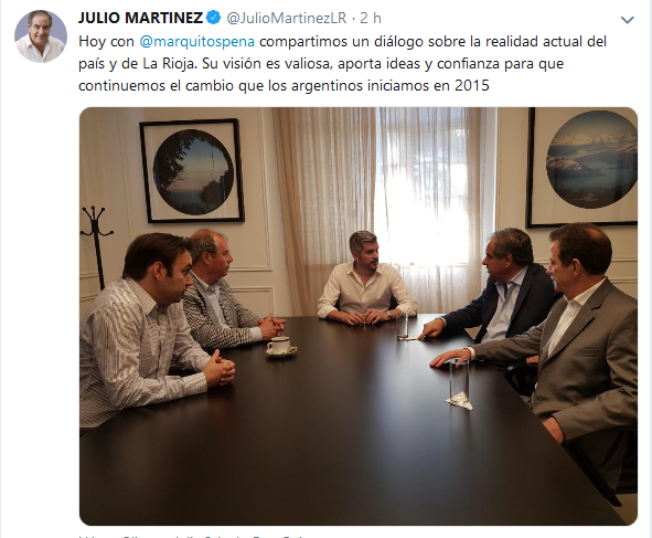 JULIO MARTINEZ JulioMartinezLR Twitter