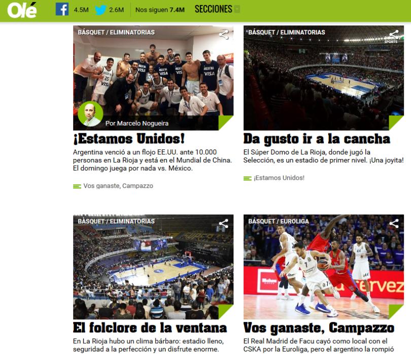 Ole Diario Deportivo