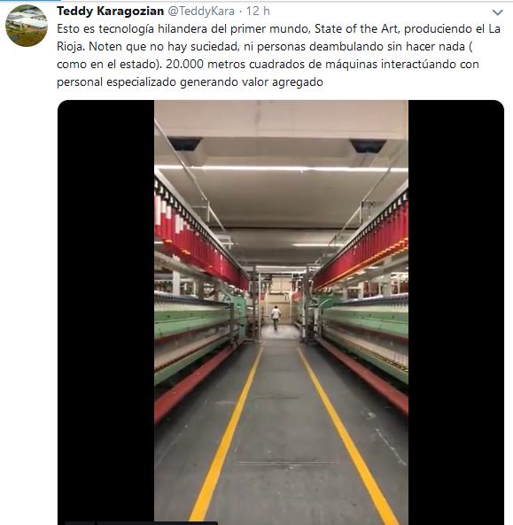 Teddy Karagozian TeddyKara Twitter