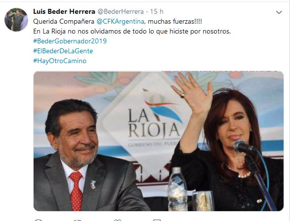 Tweets con respuestas por Luis Beder Herrera BederHerrera Twitter(2)
