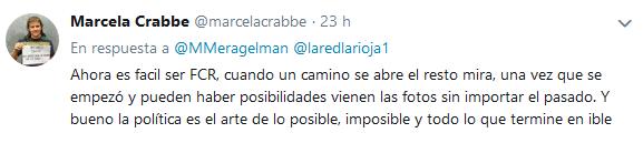 Tweets con respuestas por Marcela Crabbe marcelacrabbe Twitter