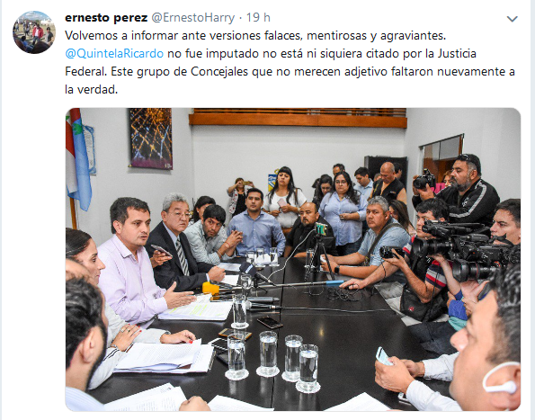 Tweets con respuestas por ernesto perez ErnestoHarry Twitter