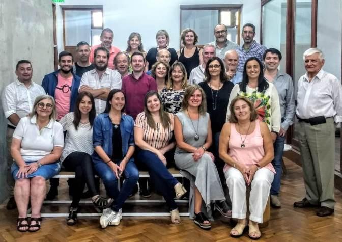 REDCOM definió su agenda de trabajo en la primera asamblea de 2019