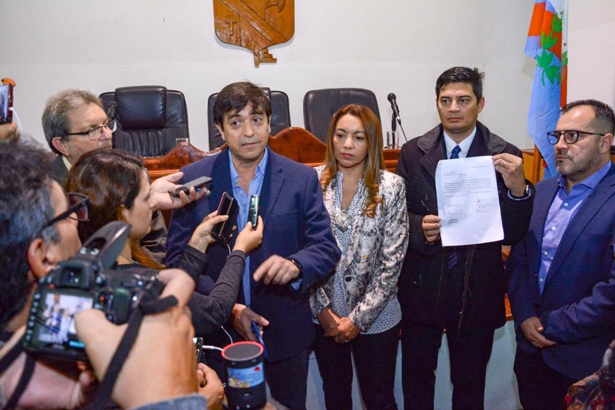 Concejales acusaron a Machicote para perjudicar a Quintela y nunca tuvieron causa judicial