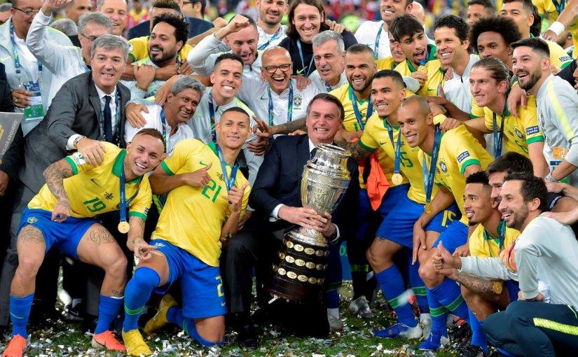 Se fue la Copa América 2019: poco fútbol, muchapolémica