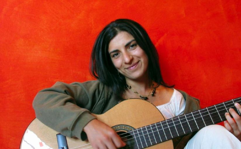 Ana Robles: caricias de sol enMendoza