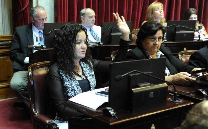 El Senado dio media sanción al proyecto que declara a Chilecito como Capital del Vino TorrontésRiojano