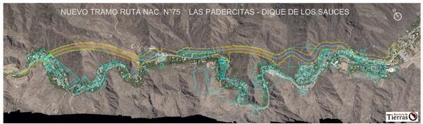 Puy Soria defendió las Expropiaciones para Ampliar la Ruta Nacional75
