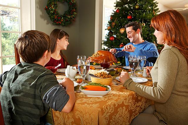 Para los argentinos, la mesa navideña es más importante que losregalos