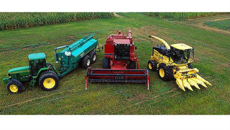El Grupo Cerro se asoció con empresa china para ensamblaje de tractores en LaRioja