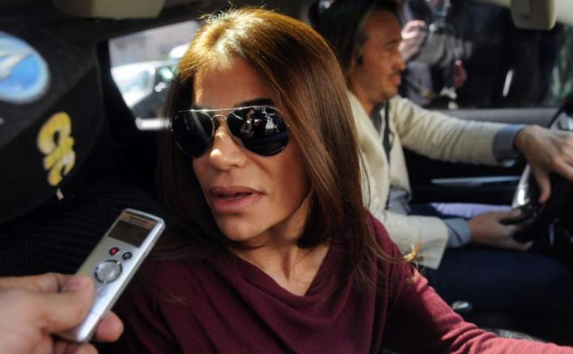 """Zulemita Menem: """"Máximo es de nuestra familia, siempre lo voy adefender"""""""