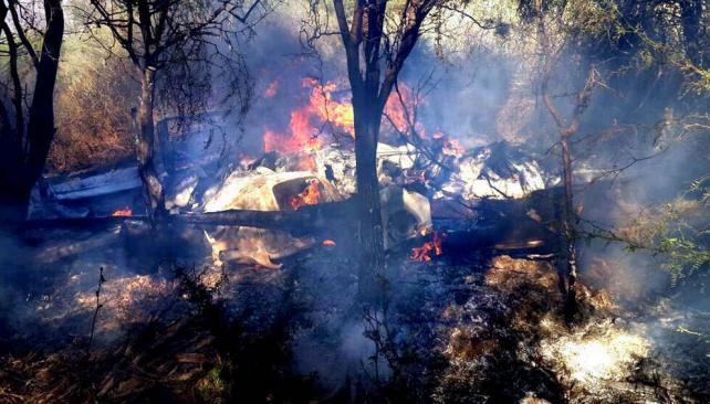 Tres días después del choque de helicópteros aún no fueron identificados loscuerpos