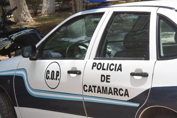 Detienen en Catamarca a riojano que asaltó unajoyería
