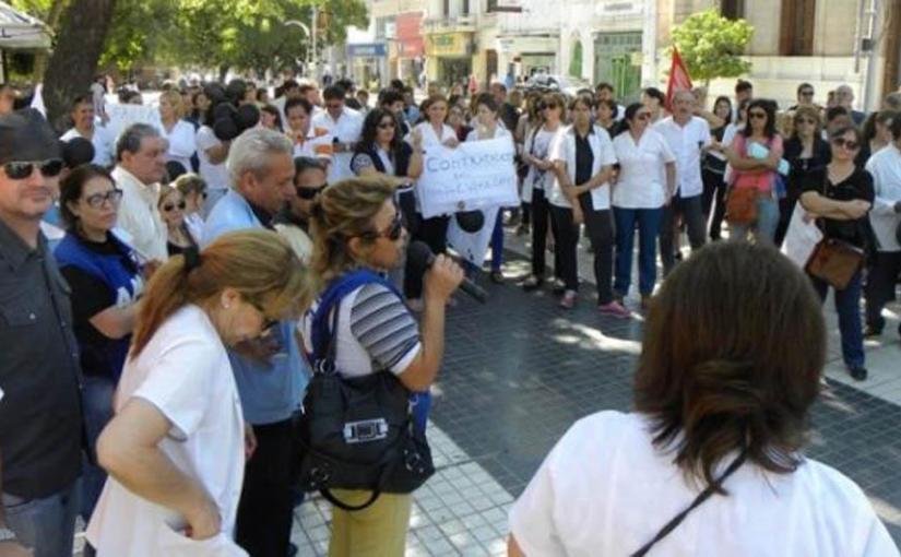 El paro de la salud pública en La Rioja se repetirá la semanapróxima