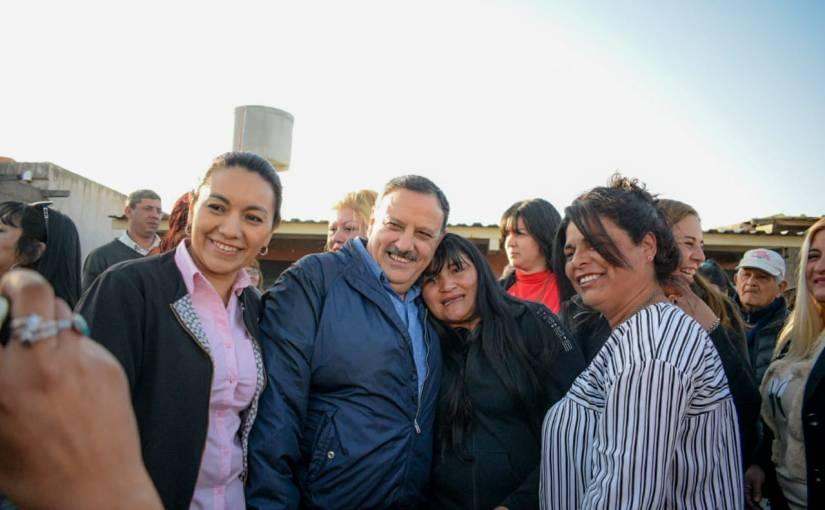 Alcira Brizuela con la mira puesta en el municipio para el 27 deoctubre