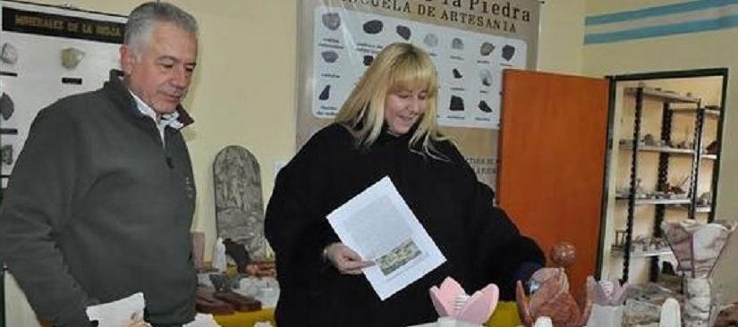 Griselda Herrera dio su apoyo al Gasoducto delNorte