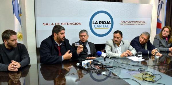 """Diego Minué: """"Esperamos al mediodía se restablezca el servicio de SanFrancisco"""""""
