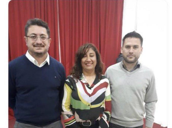 Silvia Gaitán entre su afecto a Beder Herrera y su compromiso conCasas