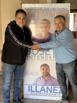 Puy Soria suma a Bosetti para que dispute la Intendencia contra Madera, que no será la única candidata deCasas