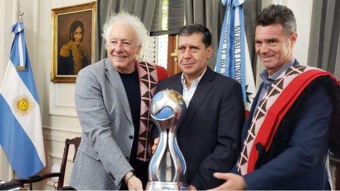 Semifinal de la Copa Argentina fue presentada oficialmente en LaRioja