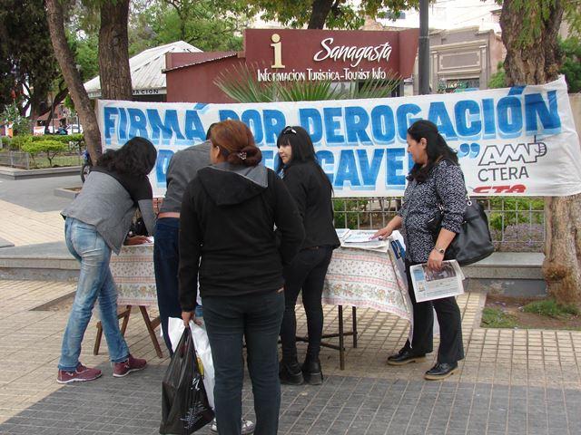 La derogación del Decreto Cavero, el próximo pasoquintelista