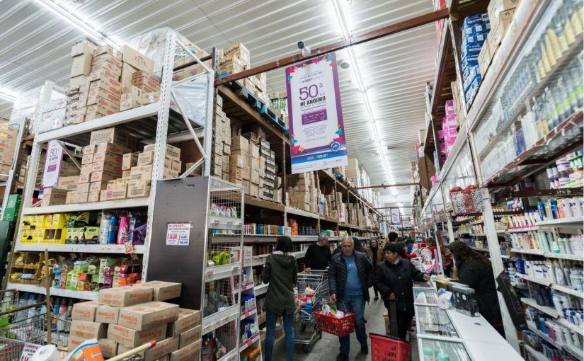 Final de Te Súper Banco: La venta en los supermercados subió en LaRioja