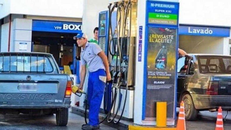 La venta de combustibles cayó 0,1% en La Rioja duranteenero