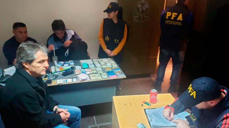 Absuelven a Ahumada en México, tras un millonario pagaré que terminó en SAPEM deChamical