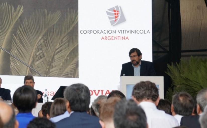La Nación estudia bajar las retenciones del 5% a exportacionesvitivinícolas