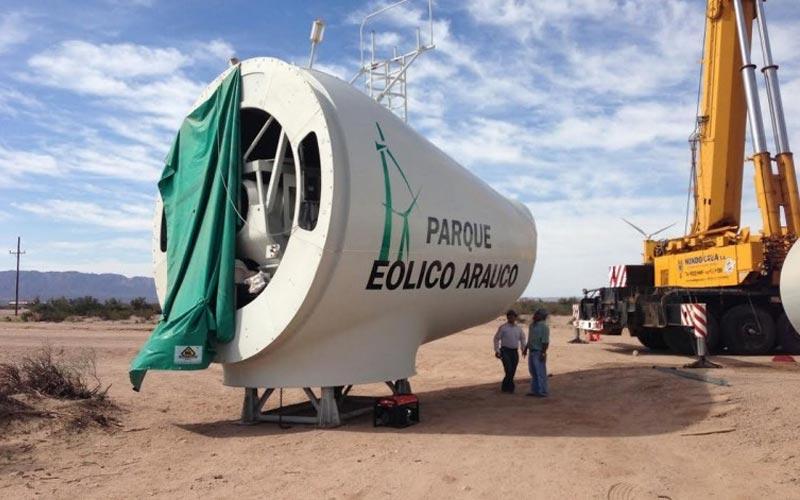 La Rioja: Entra en operaciones un parque eólico de 100MW
